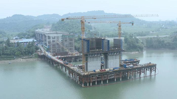 中交隧道局第五工程有限公司重庆合长高速HC01标段项目经理部